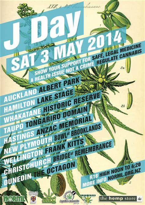 Whats on Auckland May 2014 - One Love Festival, J Day 2014