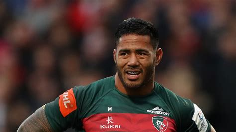Manu Tuilagi to start for Leicester in Premiership derby