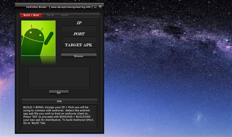 Download AndroRat Full Version - Android Hacking Tools