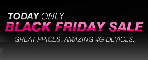 T-Mobile Black Friday sale: Galaxy Note 2 for $199 and more