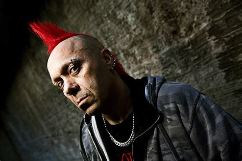The Exploited Singer Hospitalized, 'Almost Died'