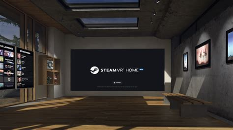 Steam's VR loading screen is getting a serious upgrade