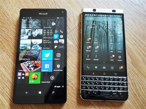 BlackBerry KEYone is the best phone for using Office 365
