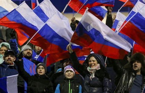 Russia Will Hold Its Own 2018 Olympics for Banned Athletes