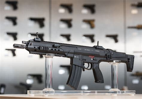 Heckler & Koch Bids to Replace its Own Tarnished Gun