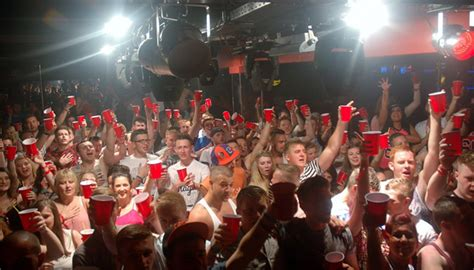 New Greek Life Members Experience First OSU Frat Party