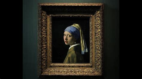 EXHIBITION ON SCREEN: Girl with a Pearl Earring - YouTube