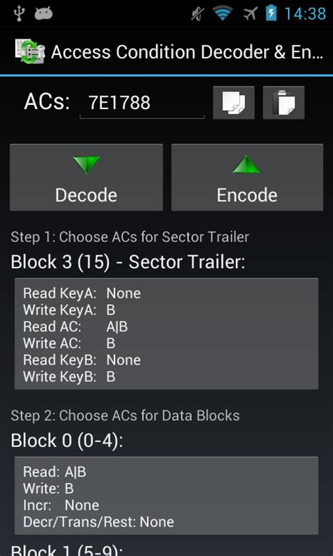 Mifare Classic Tool - MCT » Apk Thing - Android Apps Free