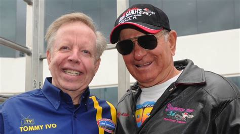 """Night at the NHRA museum featuring """"TV Tommy"""" Ivo - YouTube"""