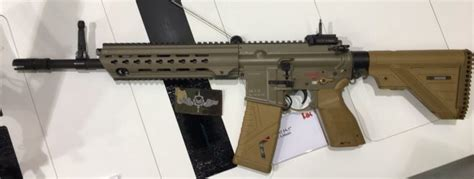 New Photos: Latest Version of Heckler & Koch's HK433 - The