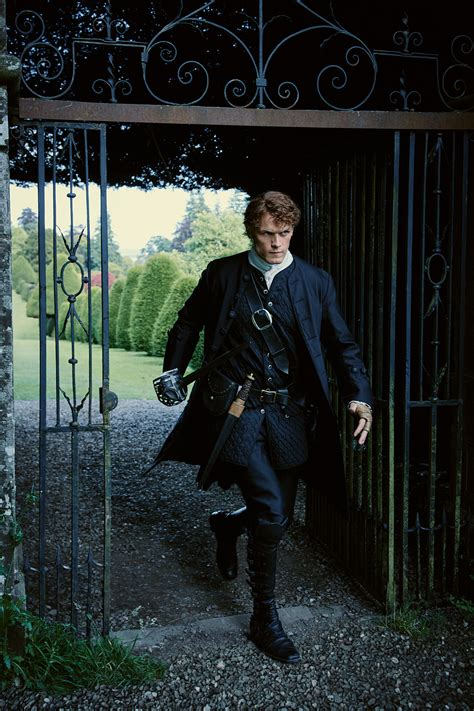 Outlander Season 2 Review: The French Connection   Collider