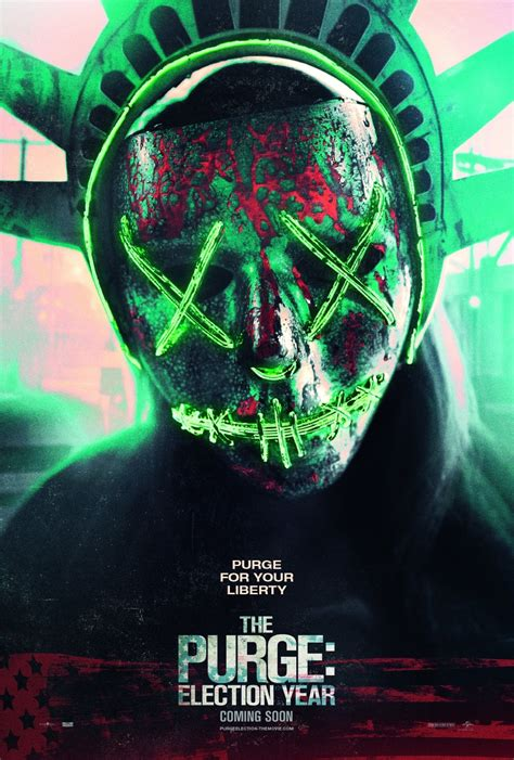 The Purge: Election Year DVD Release Date | Redbox