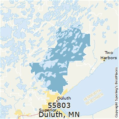 Best Places to Live in Duluth (zip 55803), Minnesota