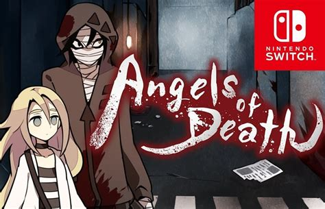 'Angels of Death' Set for Release on the Nintendo Switch