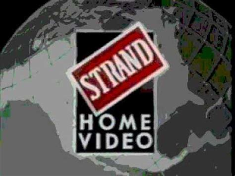 Strand Home Video Logo Reversed with Effects