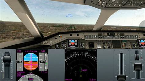 Airline commander: A real flight experience for Android