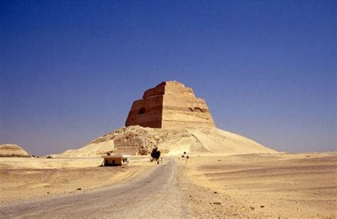 Ancient Egypt: Satellite Discovers 17 Lost Pyramids: Urban