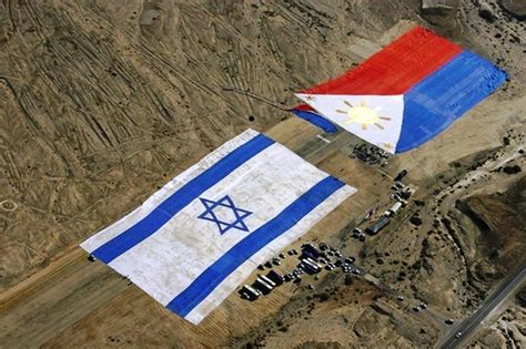 Israel says 'thank you' for actions of Quezon, the