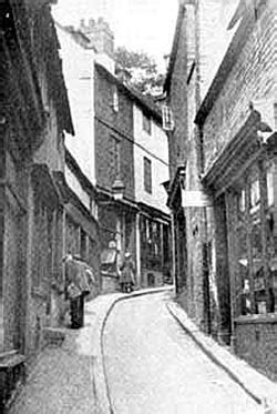 Nottinghamshire history > Links with old Nottingham (1928
