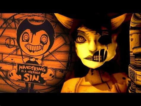 ALICE ANGEL UP CLOSE + NEW SECRET ROOM   Bendy And The Ink