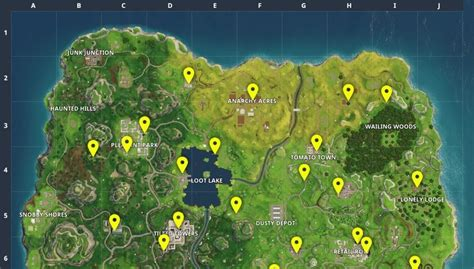 Map Game Of Thrones Fortnite