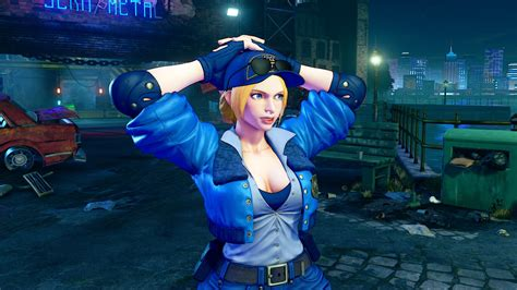 Street Fighter 5: A guide to Lucia and her moves | Shacknews