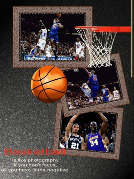 Sport Collage / Card Add-on Templates - Download Free