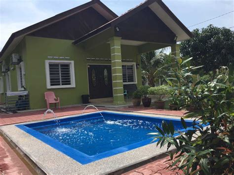 Homestays With Swimming Pool in Malaysia