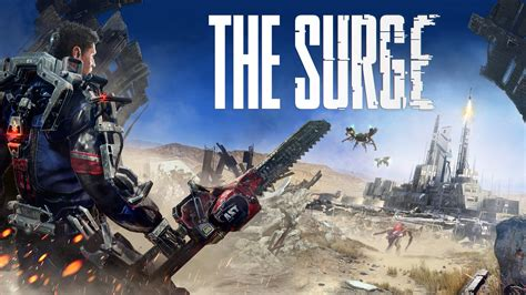 The Surge 2017 Game 4K Wallpapers | HD Wallpapers | ID #19999