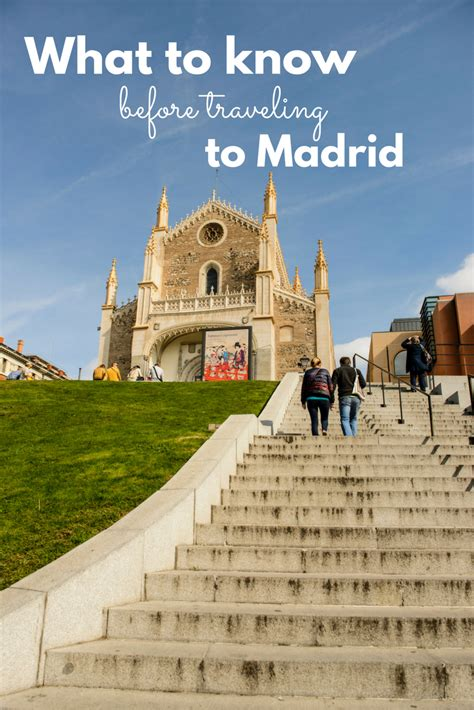 6 Things to Know Before Traveling to Madrid - Devour Madrid