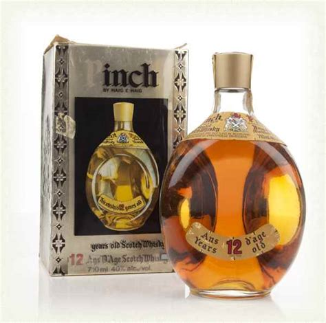 Haig's 12 Year Old Pinch - 1970s Whisky - Master of Malt