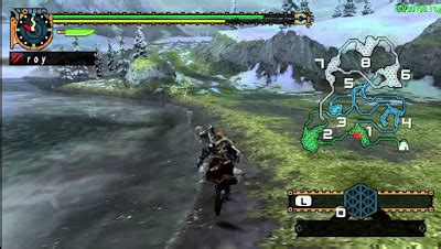 Monster Hunter freedom Unite ISO PPSSPP For Android