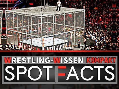 15 Fakten über Hell in a Cell! (SpotFacts) | Spotfight