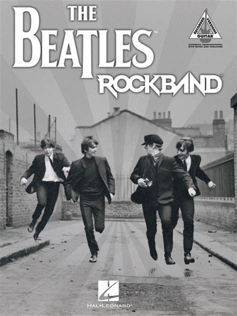The Beatles Rock Band Sheet Music By The Beatles - Sheet