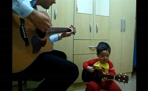 """Father And Son Cover Beatles' """"Don't Let Me Down"""""""