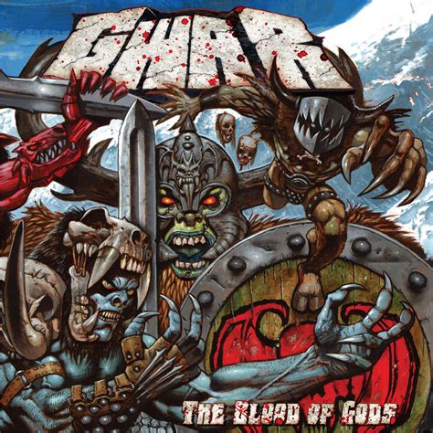 """GWAR Is Streaming """"The Blood Of Gods"""" Online 