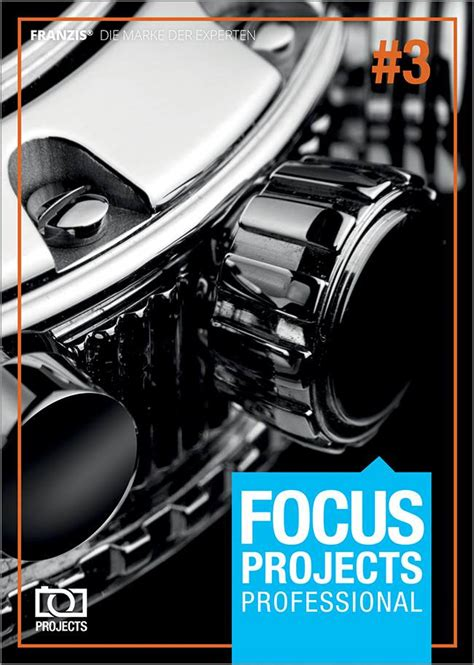 Scharfe Fotos - Fokus Stacking mit FOCUS Projects