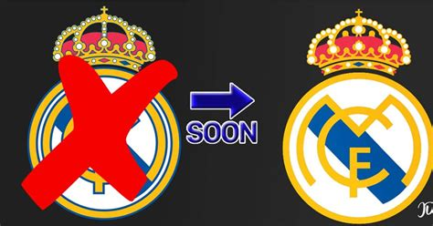 Real Madrid Crest Concept by Julio E - Footy Headlines