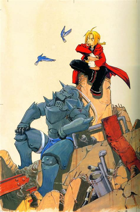 Chapter 6: The Right Hand of Destruction | Fullmetal