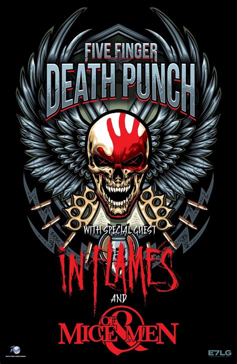 Five Finger Death Punch Reveal New Video Prior To UK Tour