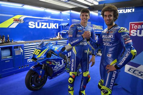 """Rins gets """"very good"""" first impressions of new Suzuki"""