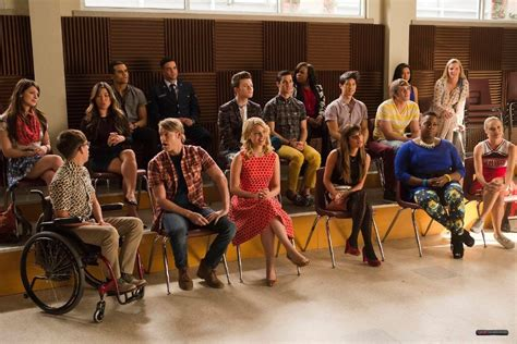 """Glee Season 5 - Listen to ALL the Songs from """"100"""" Feat"""