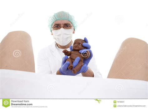 Obstetrician Stock Image - Image: 19166631