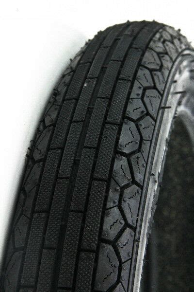 Duro Classic Vintage HF317 Motorcycle Tire Size: 3