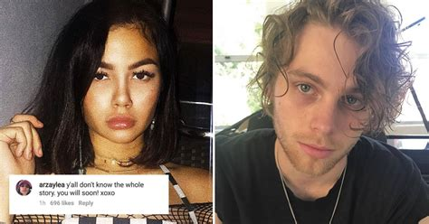 Fans React to Arzaylea Rodriguez's Comments About Ex