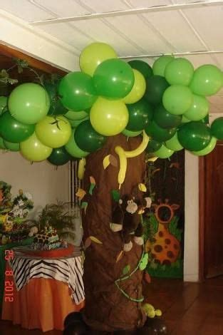 Image result for diy jungle party decorations | Animal