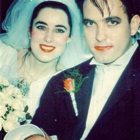 The pillar of musician Robert Smith's life, his wife Mary