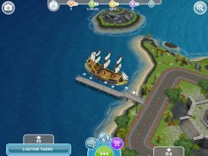 The Pirate and His Goddess - The Sims FreePlay