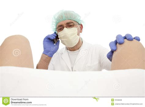 Obstetrician Royalty Free Stock Photos - Image: 19166538