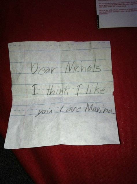These 12 Kids Love Letters Are So Cute They Could Teach